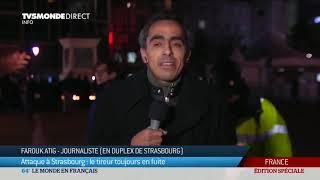 Édition spéciale - Attaque à Strasbourg - Décembre 2018