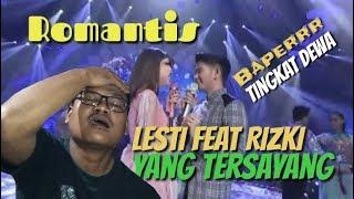 "Romantis Sampai Baper ""Yang Tersayang"" LESTI feat RIZKI - DA Asia 4 Top 8 || REACTION JODHO"