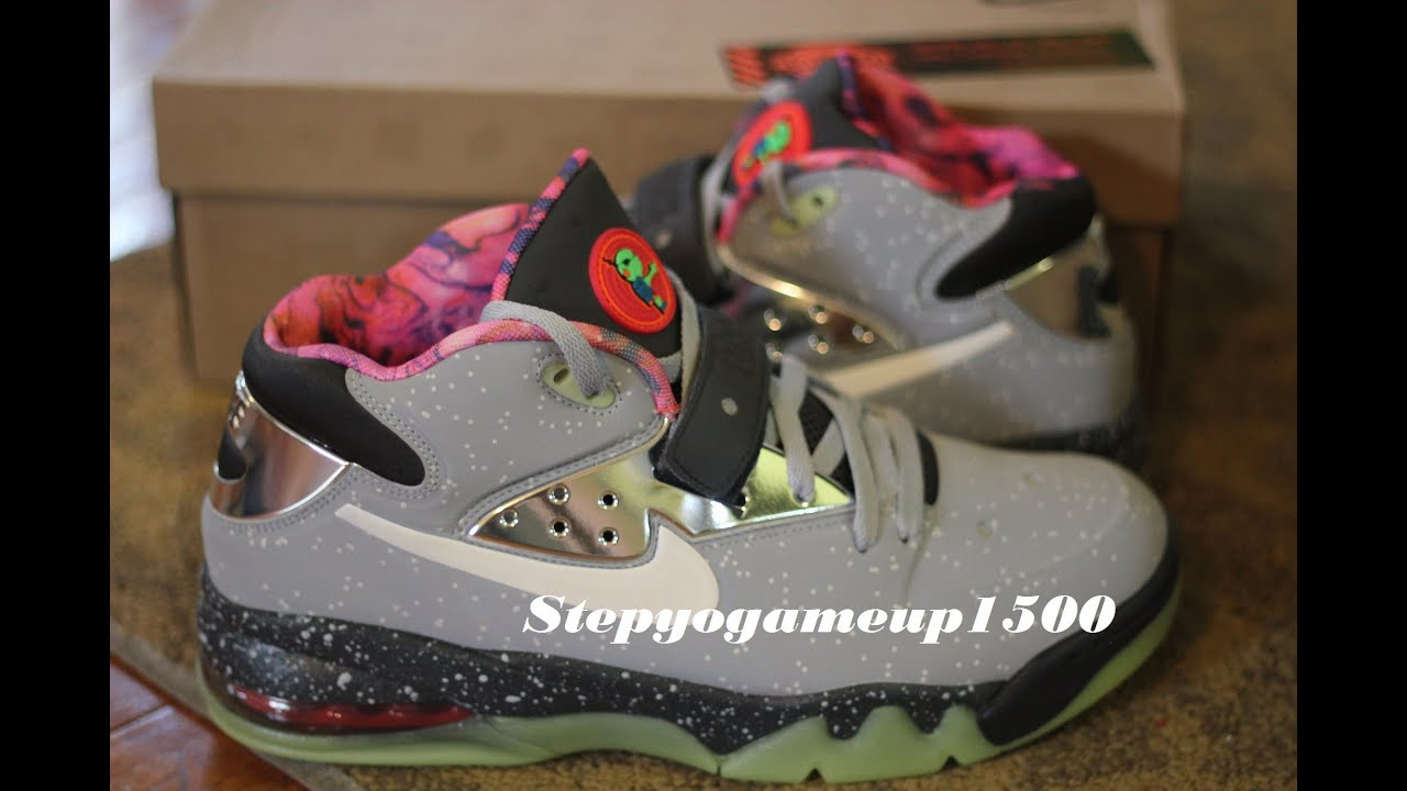 nike air force max settore 72 extraterrestre revisione su youtube