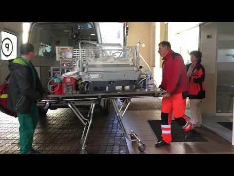 Transport Noworodka Do Szpitala W Koszalinie