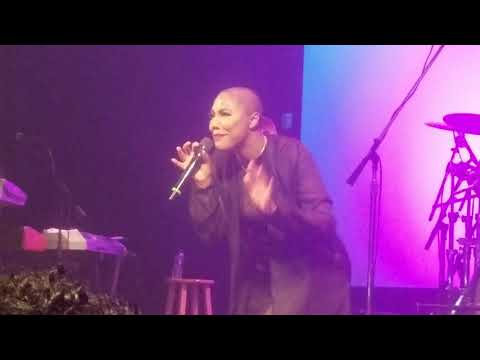 Chapters of Tamar Braxton: My Man Live at the Howard Theatre