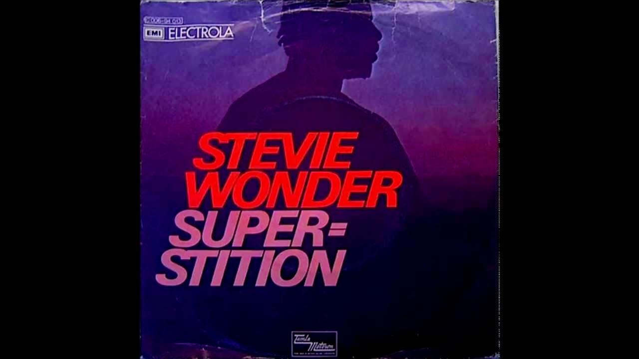 Stevie Wonder - Superstition (Bass boosted)