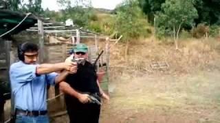 buzzagun 1 fucile calibro 12 revolver 44 magnum