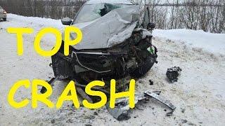TOP CRASHES Car Crash Compilation 19 01 2017