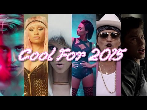 COOL FOR 2015  Year End Mashup 94 Top Sgs of 2015