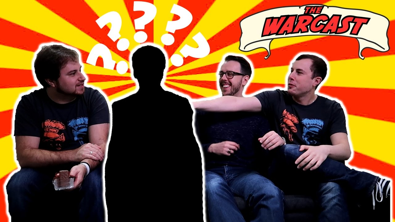 legend of total war face reveal warcast special youtube
