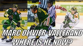 Where are they Now? -  Marc-Olivier Vallerand