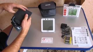 Автоматический тонометр на плечо DS 1011 Nissei(Этот или много других тонометров вы можете купить в интернет-магазине