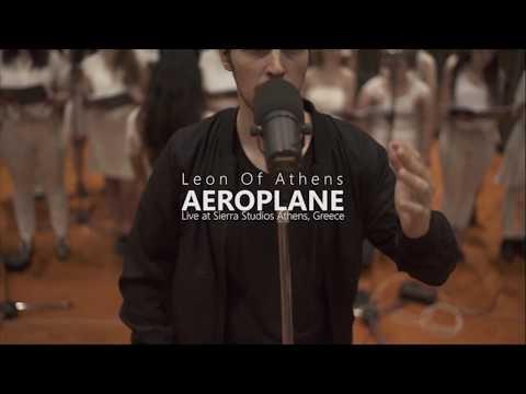 Leon of Athens - Aeroplane (Live at Sierra Studios w/ Chóres)