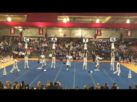 University of Kentucky Cheerleading 2015