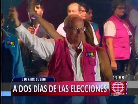 América Noticias: [TITULARES MEDIODIA 07/04/16]