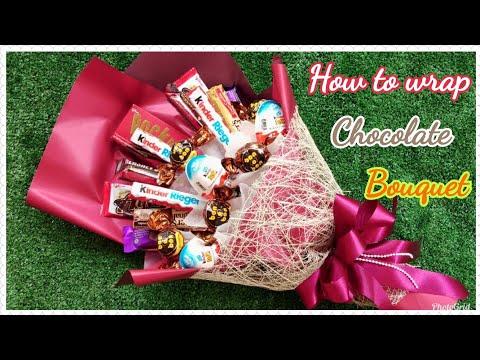 how-to-wrap-a-bouquet-of-mixed-chocolate/วิธีห่อช่อช็อคโกแลต