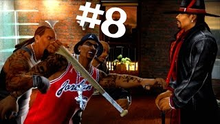 THEY JUMPED ME IN MY HOUSE AND KIDNAPPED MY GIRL - Def Jam: Fight for NY Gameplay Walkthrough Part 8