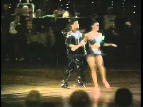 Corky & Shirley Ballas-Jive Routine - 1989