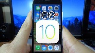 iOS 10 - Yeni Neler Var? [TÜRKÇE]