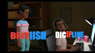 Britische Dicipline (DK CARTOONS) - EPISODE 1