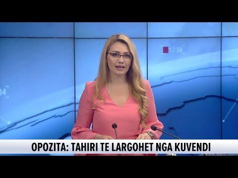 19 prill, 2018 Edicioni i Lajmeve ne News24 (Ora 16.30)