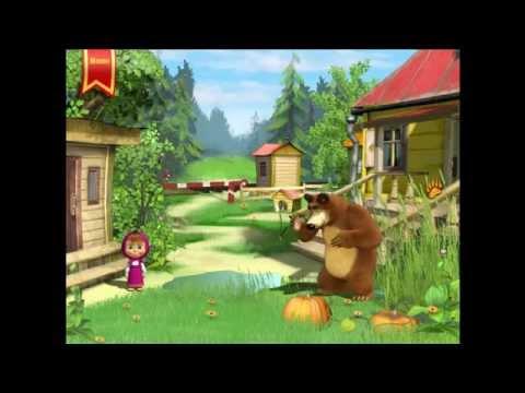 Видео Торрент мультфильм маша и медведь