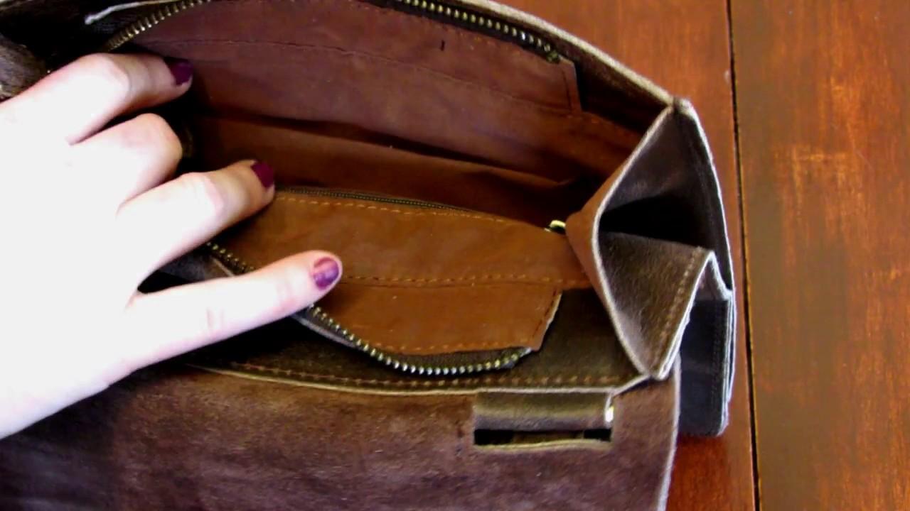 5b5dda2f0e2 Leathario Leather Men s Cross body Messenger Bag - YouTube