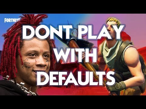 Trippie Redd - Topanga (Fortnite Parody) | Don't Play With Defaults