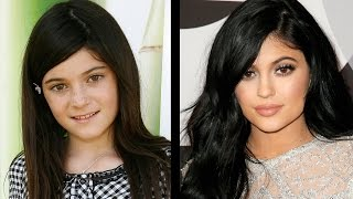 10 Celebrities: 7 Years Ago Vs. Now