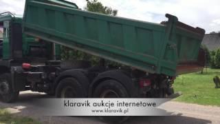 Wywrotka MAN 26.430 (www.klaravik.pl)