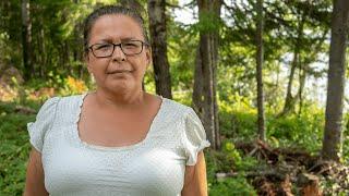 La Première Nation du Lac-Simon organise la protection du caribou au Québec - Adrienne Jérôme