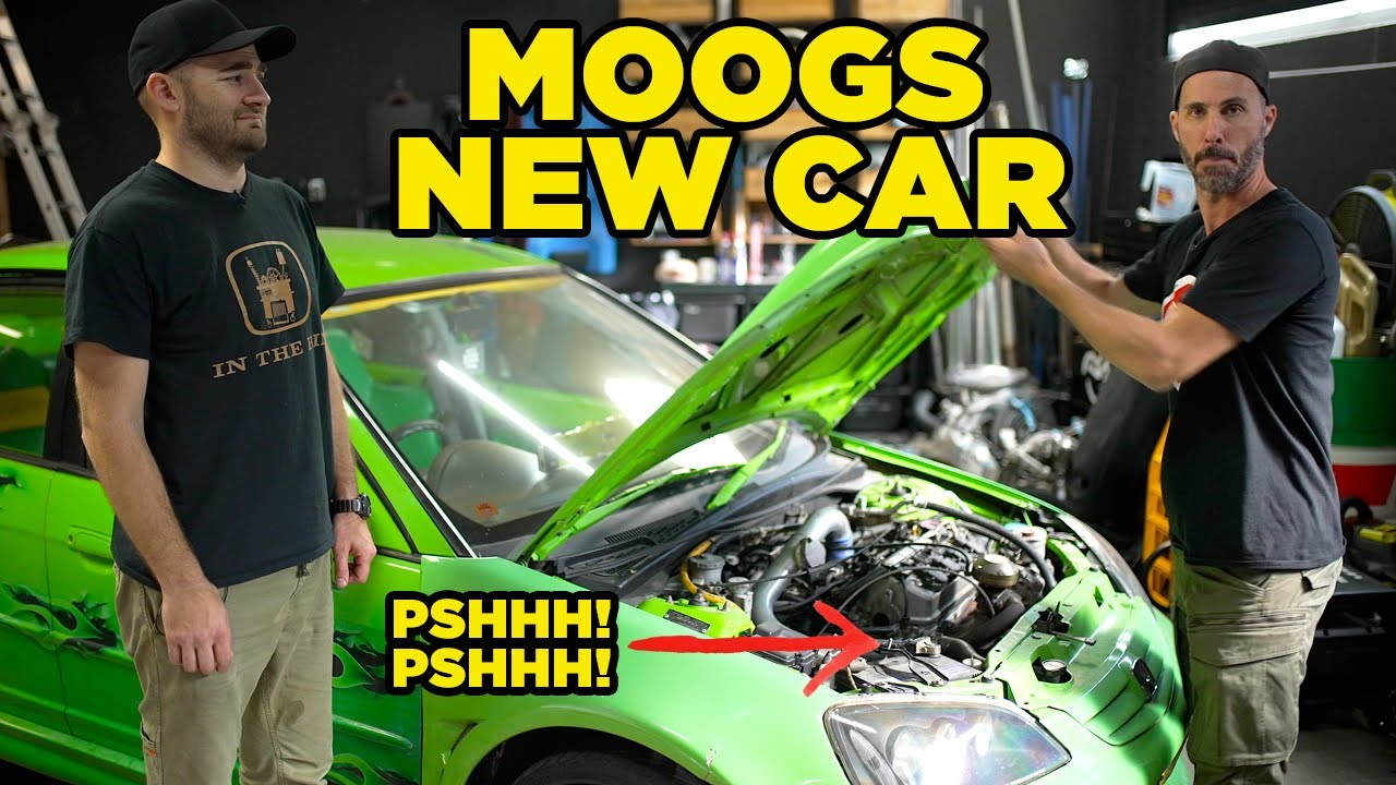 My NEW CAR (You've NEVER seen MODS Like This Before!!)