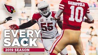 Every Sack from 2019 | Arizona Cardinals Highlights