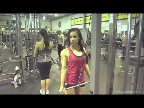 Swoldier Nation - Trainer Edtion - Arms & Abs with Katie