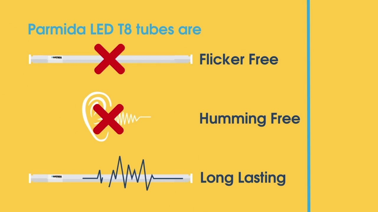 4FT LED T8 - Ballast Byp - Type B Installation - Frosted Lens ... Parmida Led Tube T Wiring Diagram on