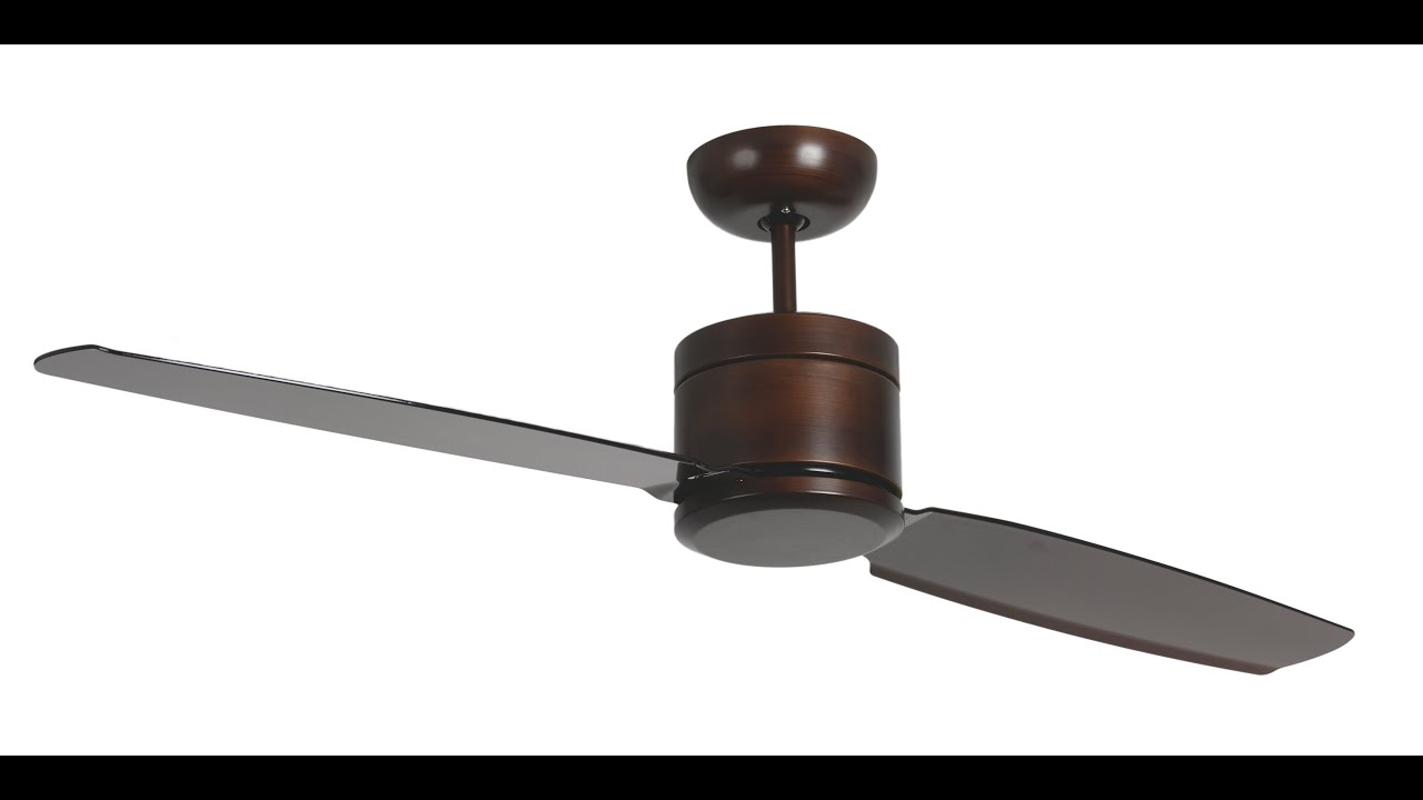ventilateur de plafond dc design silencieux 132 cm bronze pales abs marron luminaire led