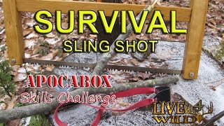 SURVIVAL SLING SHOT