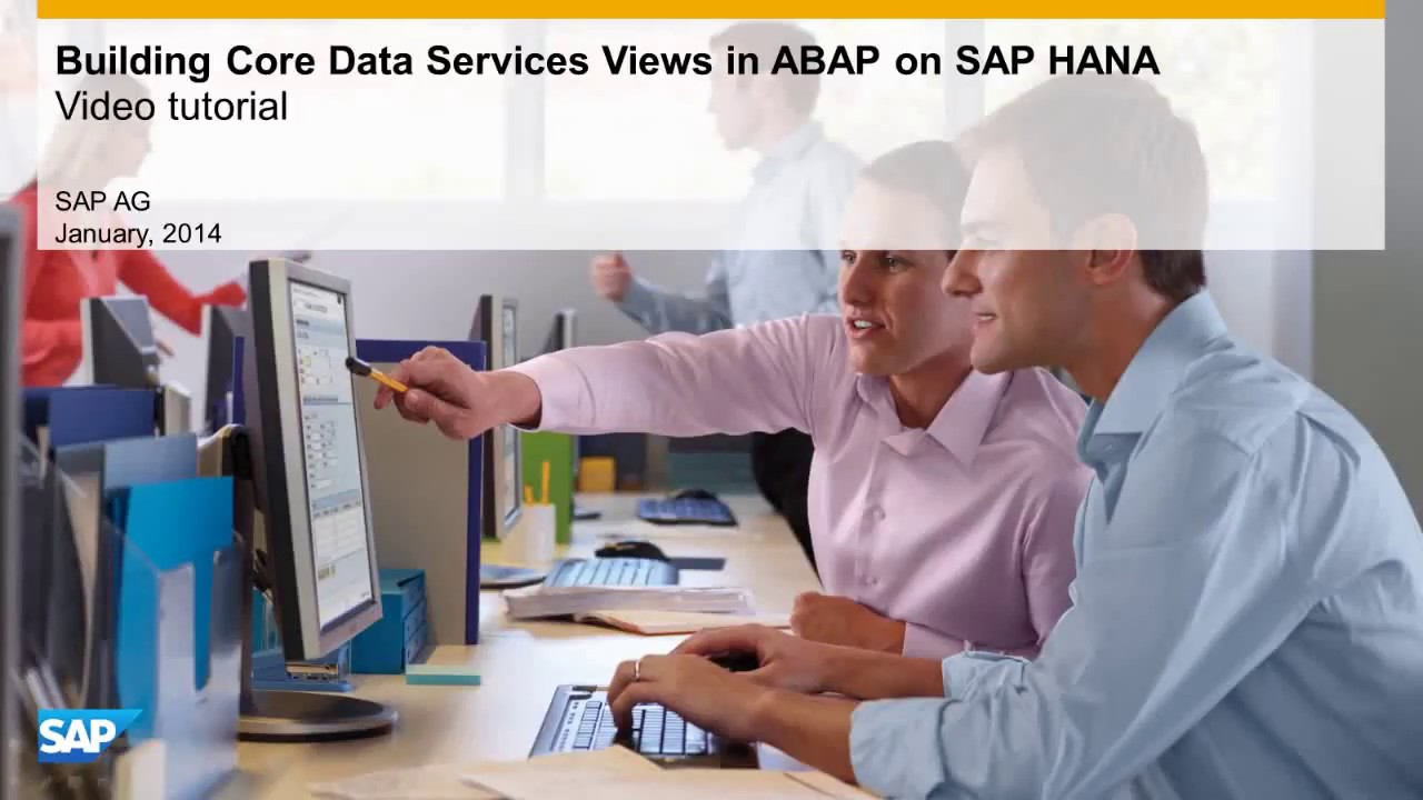 Core Data Services(CDS) Views in ABAP on SAP HANA