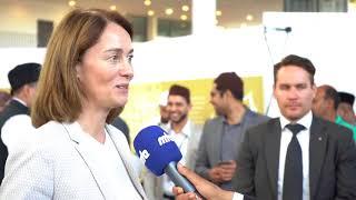 Jalsa Salana Germany 2018 - Saturday Moments