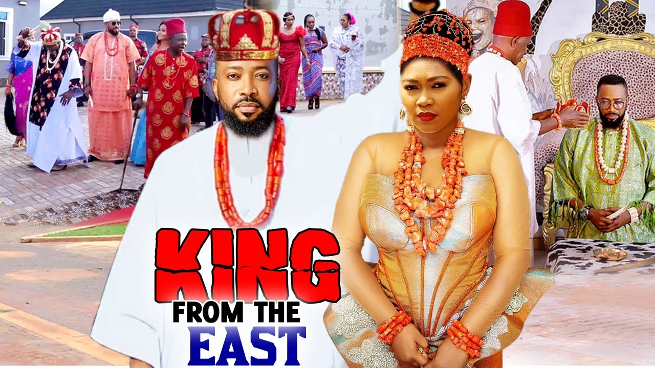 Download THE KING FROM THE EAST (NEW MOVIE) - FREDRICK LEONARD 2021 LATEST NIGERIAN NOLLYWOOD MOVIE