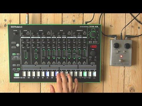 Tilde Elektriske Kretser // Mudder - Drum Machine Demo