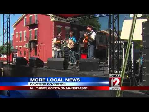 Goetta Fest held in Mainstrasse Village this weekend