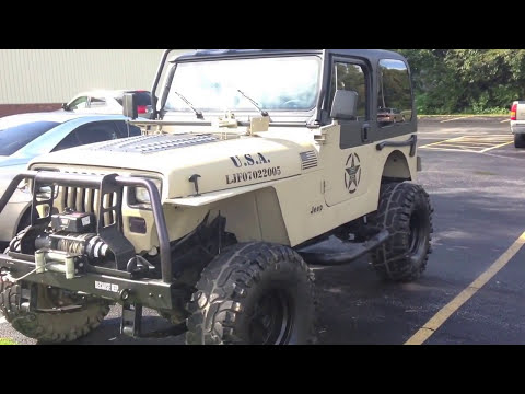 Spray Painting a Jeep for under $100