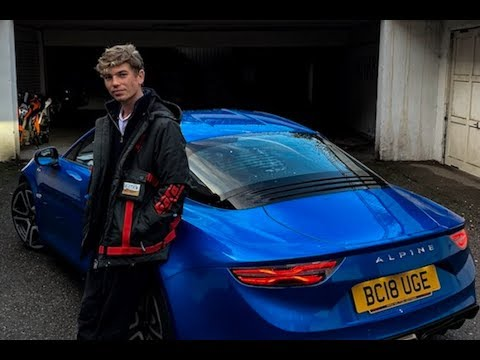 Why Did I BUY The ALPINE A110 Premiere Edition?! - Vlog (Ft. New Pet)