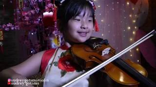 Download Gong Xi Gong Xi ( 恭喜恭喜 ) Violin Cover By Audrey Gotama - -Happy Chinese New Year Song