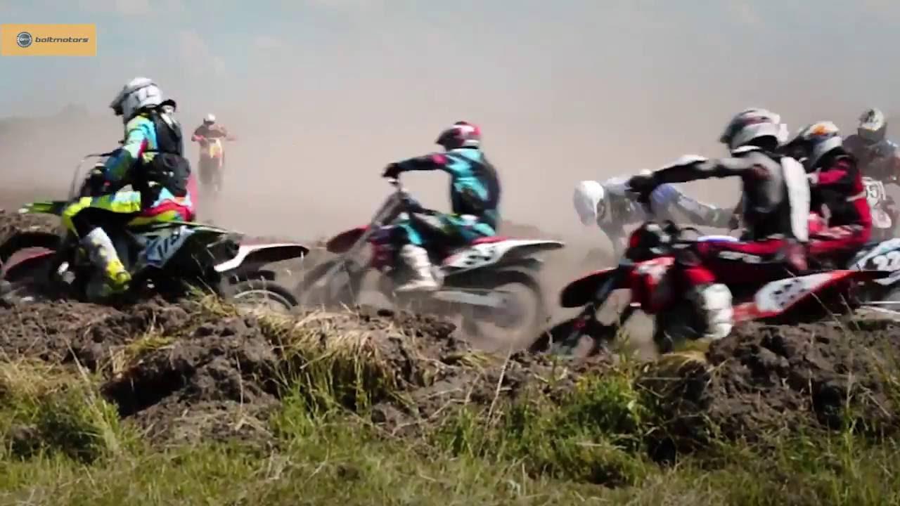 Baltmotors: мотокросс 19 июня в Калининграде - YouTube