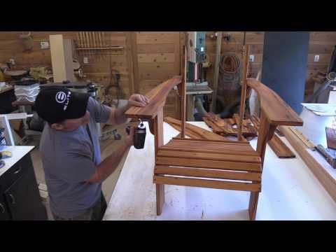 Punisher chair- DIY