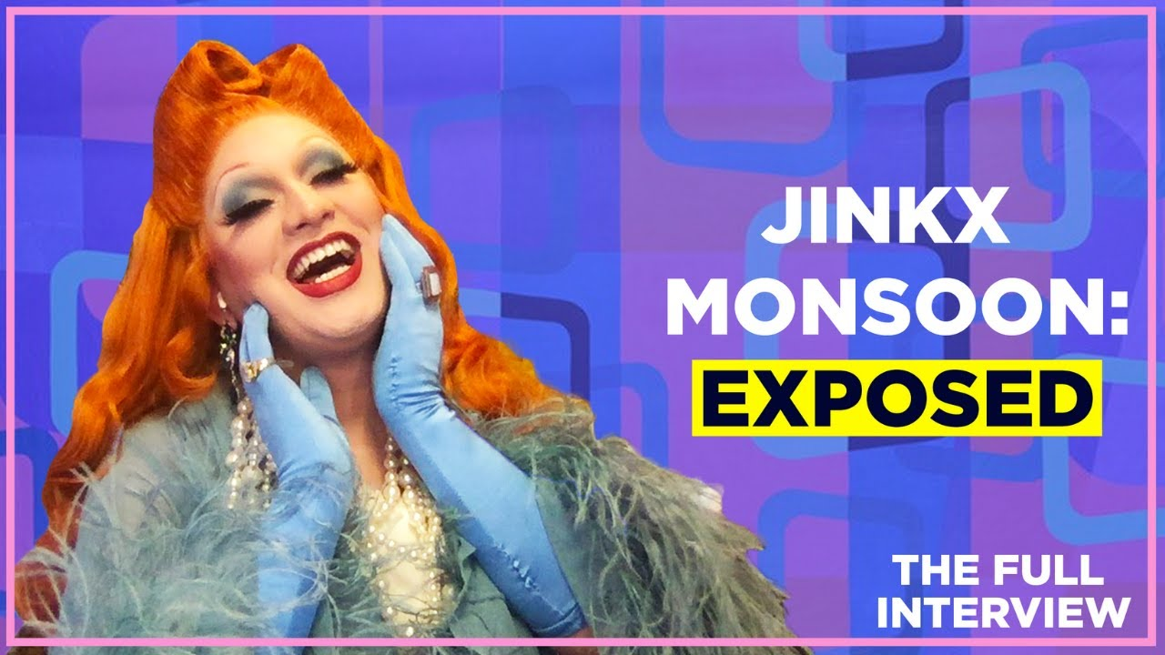 Jinkx Monsoon: Exposed (The Full Interview)