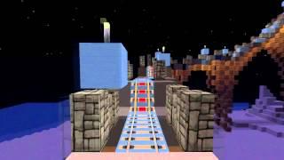 Красивые Американские Горки в Minecraft + Download