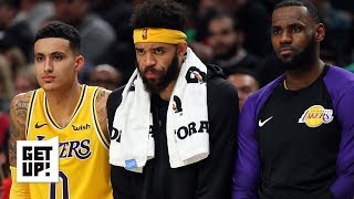How do LeBron, Lakers recover from disastrous season?   Get Up!