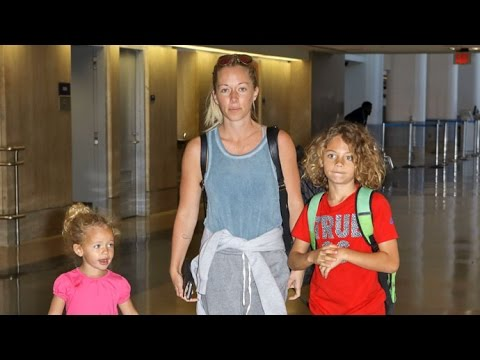 Kendra Wilkinson Jets To Hawaii With The Family After Paying B-Day Tribute To Hugh Hefner