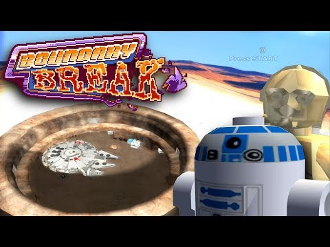 LEGO Star Wars: The Strangest Out of Bounds Mysteries Explained feat. GameHut