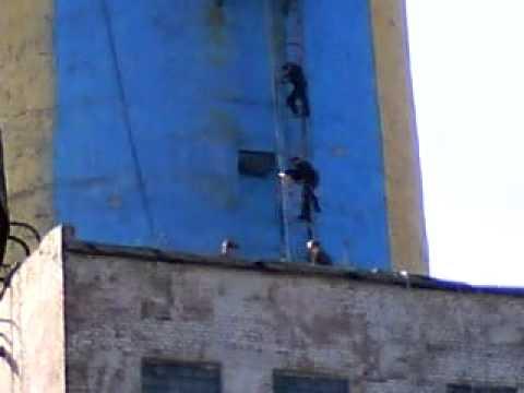 Когда то на  шахте Бажанова все было хорошо