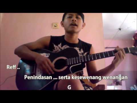 Iwan Fals - Bongkar cover and chord by #tebayoll